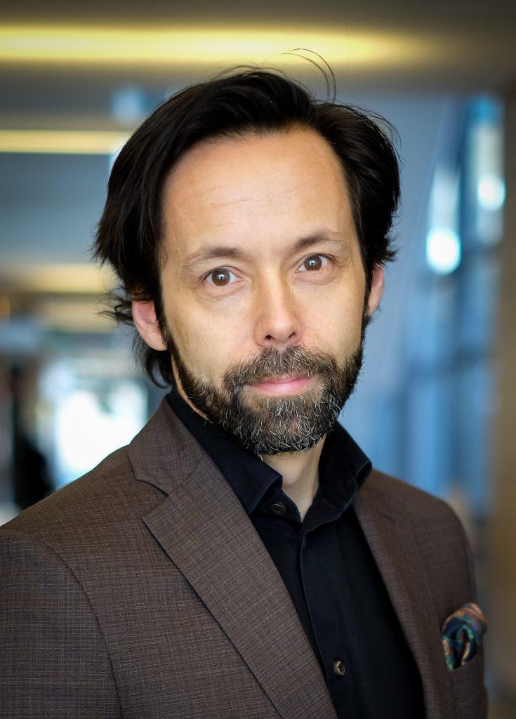 Martin Rösman, förvaltningschef