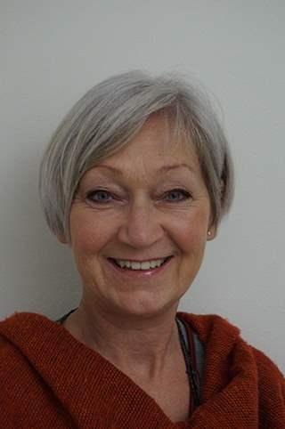 Yvonne Hedegärd, projektledare på Framtidens vårdavdelning på Östra Sjukhuset, avd 349a