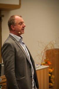 Lars Rydhede biträdande sjukhusdirektör på Sahlgrenska Universitetssjukhuset