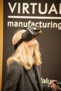 Provkör VR med HTC Vive