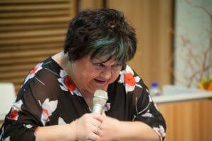 Ann Westin om att återfödas som en fiskmås