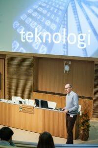 Hans van den Brink om framtiden teknologi