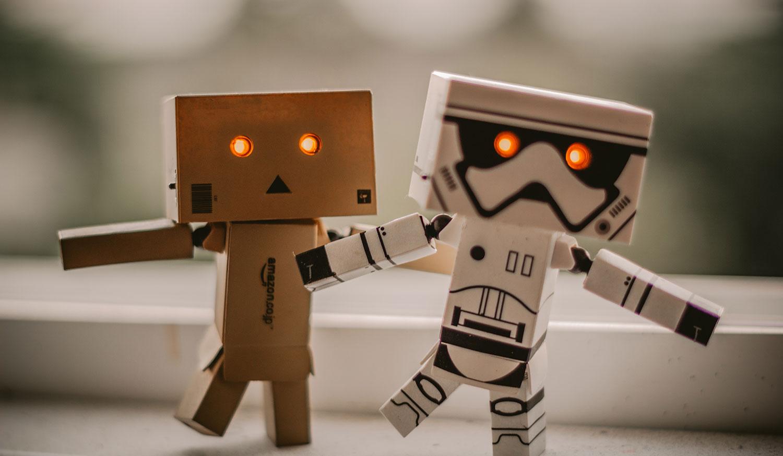 Små robotar